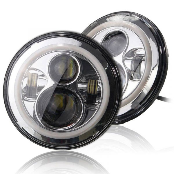 Led Halo Lights for Jeep Wrangler JK TL LJ