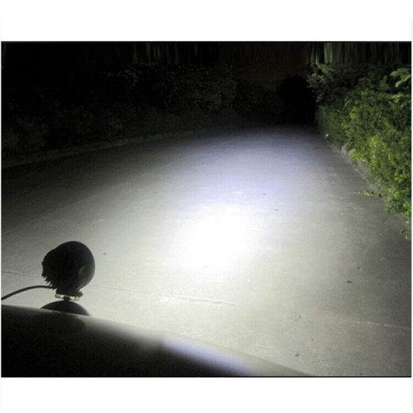 42w 4 inch Round Led Driving Lights Flood Spot Beam 12V 24V Jeep Wrangler Off Road Lights