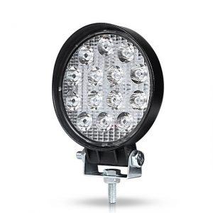 42w 4 inch Round Led Driving Lights Flood Spot Beam 12V 24V Jeep Wrangler Off Road Lights