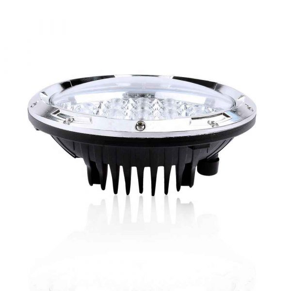 105W high power led projector headlight conversion kit for off road