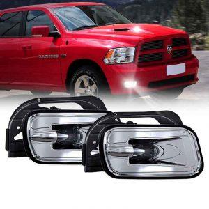 2009-2016 Dodge Ram 1500 2500 3500 Pickup Truck led fog light bumper lights for Dodge Ram