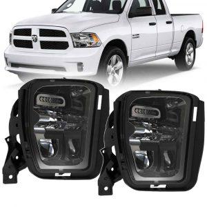 2013-2017 Dodge Ram 1500 fog light Pickup 2013 2014 2015 2016 2017 Dodge ram fog light replacement