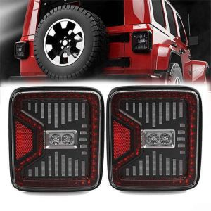 2018-2019 Wrangler JL LED Stop Turn Lamps  Tail lights for Jeep JL