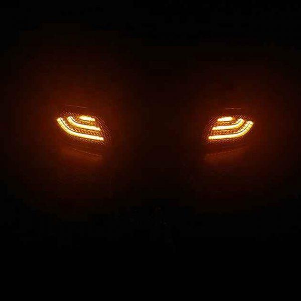 2019 2020 led side light for jeep fender flare with led jl sidemarkers