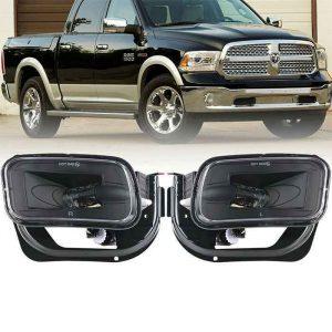 2020 MorSun New Car Accessories 36W 6500K Bumper LED Fog Lamp Driving Fog Lights For Dodge ram Fog Light