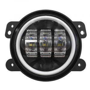 4 inch high quality fog light led auxiliary fog lights for jeep wrangler fog light