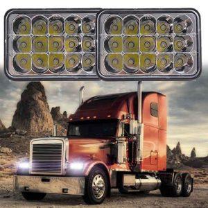 4x6 inch rectangular projector led headlights 4x6 head light truck accessories