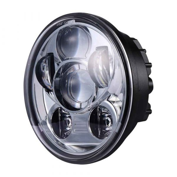 5.75 inch motorcycle accessories led motorcycle headlightH4 connector