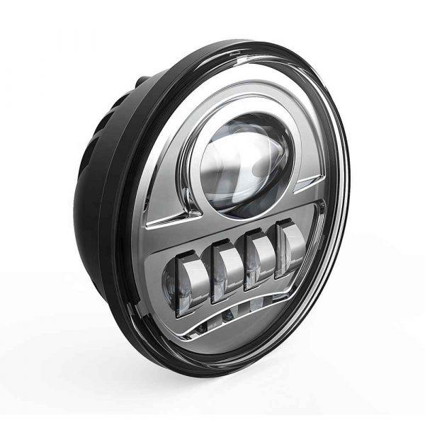 For Harley Motorcycle Fog Light 4.5 inch Led Passing Lamp for Harley