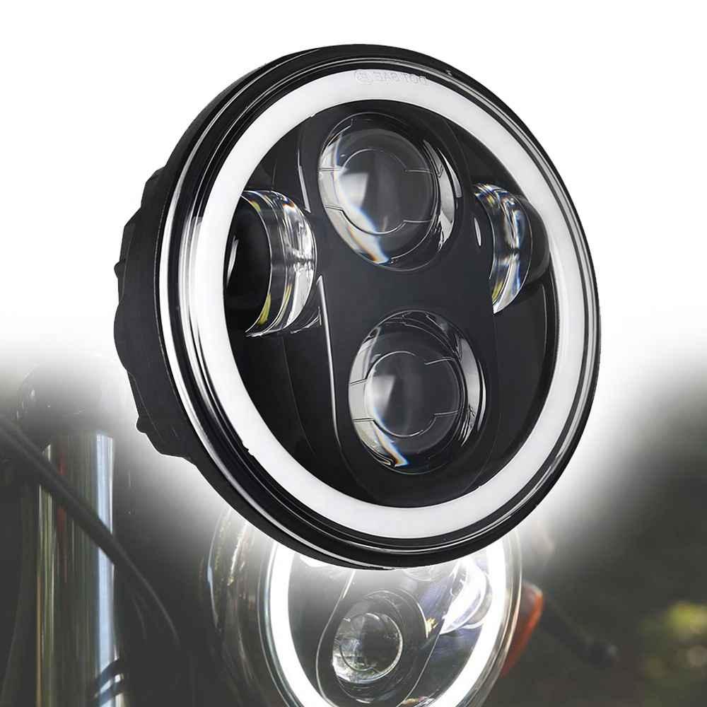 5 3/4 For Cafe Racer Drag Racing Headlight Fairing
