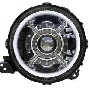 JL headlight OEM led headlight replacement for Jeep Wrangler Rubicon Sports Sahara Overland