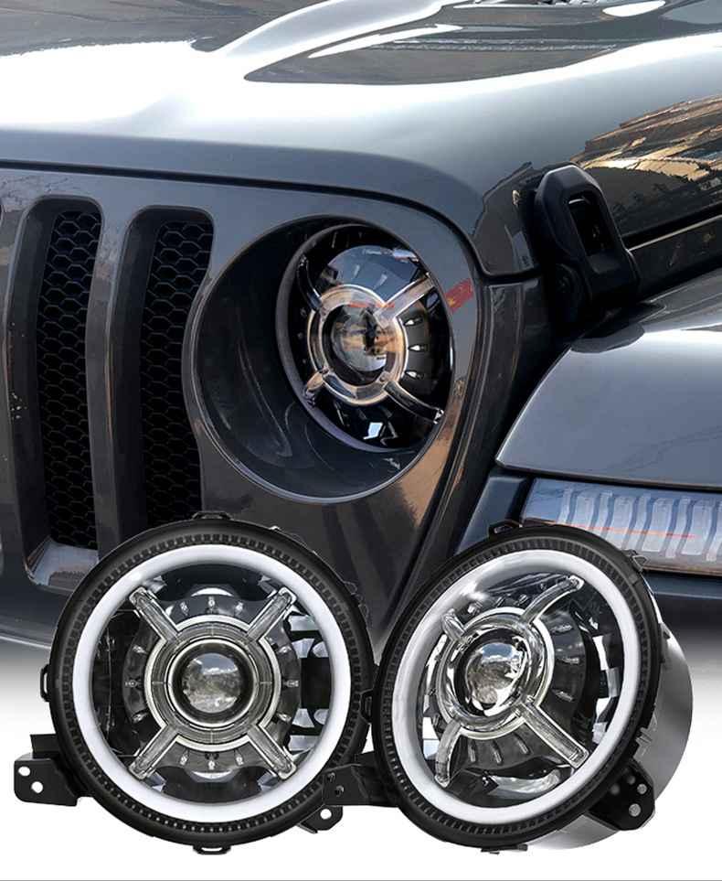 jeep jl led headlights