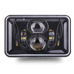Truck accessories truck led lights 4x6 for jeep headlights