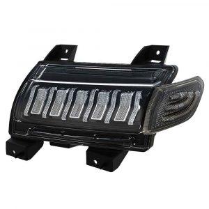 Turn Signal Side Marker Light for Jeep Wrangler JL Daytime Running Light for Sports Sport 2018 2019