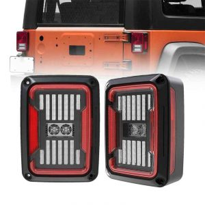 Wrangler JK Parts & Accessories Taillights for Jeep JK Rear Lamp